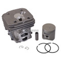 Piston, Rings and Cylinder Engine Rebuild Kit for Husqvarna 372 X-TORQ chainsaw 575255701, 575255702