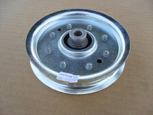 """Flat Idler Pulley for Kees 403009, OD, 4-5/8"""""""