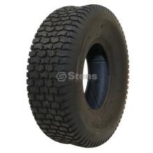 Lawn Mower Tire 18x6.50-8, Turf Rider 2 Ply, Kenda 24291080