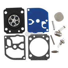 Carburetor Rebuild Kit for Zama C1Q to S137, S137A, S152, S43, S43A, S43B, S57, S57A, S57B, S57C, S57D, S137B, S137C, S152A and S152B, RB77, RB-77