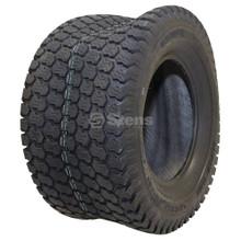 24x12.00-12 Tubeless 4 Ply Tire for Carlisle 511409, Super Turf
