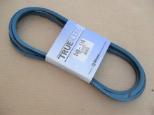 Belt for Gates 68118, Made in USA, Kevlar cord, Oil and heat resistant
