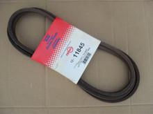 "Deck Belt for Cub Cadet GT2148, LT1040, LT1042, 48"" Cut 754-04045, 954-04045 Made In USA, 11845"