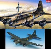 B-17F Memphis Belle 1/72 Scale Academy