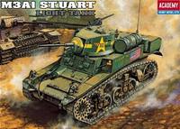 M-3 A1 Stuart Light Tank 1/35 Academy