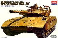 Merkava Mk III IDF 1/35 Academy