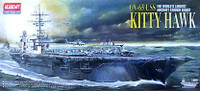 USS Kitty Hawk CV-63 1-800 Academy