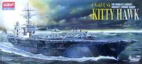 USS Kitty Hawk CV-63 1-800 Academy