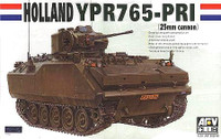 Dutch Army Holland YPR765-PRI I 1/35 AFV Club