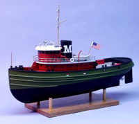 Carol Moran Harbor Tugboat Kit Dumas