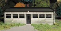 Diner Plasticville USA Building Kit O Scale