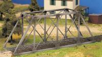 Trestle Bridge Plasticville USA Building Kit O Scale