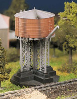 Water Tower Plasticville USA Building Kit O Scale