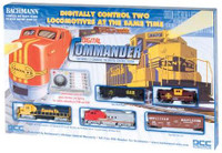 Digital Commander Train Set w /E-Z Command Control System by Bachmann