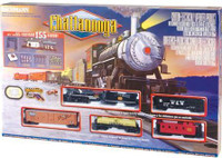 Chattanooga Train Set by Bachmann