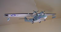 PBY-5A Catalina Balsa Model Airplane Guillows