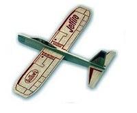 Balsa Jetfire Glider Guillows