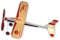 Strato Streak Rubber Band Powered Glider Guillows 12/box