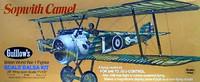 Sopwith Camel Balsa Model Airplane Guillows