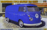 1967 Volkswagen Type 2 Delivery Van 1/24 Hasegawa