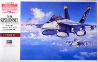 F/A-18F Super Hornet 1/48 Hasegawa