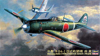 Nakajima Ki84 I Type 4 Fighter Hayate Frank 1/48 Hasegawa