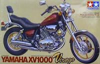 Yamaha XV-1000 Virago 1/12 Tamiya
