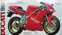 Ducati 916 Motorcycle Tamiya