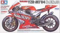 Yamaha YZR-M1 2004 1/12 Tamiya