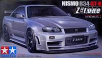 Nismo R34 GT-R Z-Tune 1/24 Tamiya