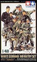 German Infantry Set 1/48 Tamiya