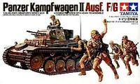 Panzerkampfwagen II 1/35 Tamiya