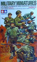 US Infantry West European Theater 1/35 Tamiya