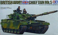 Chieftain Mk V British Army 1/35 Tamiya