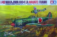 Nakajima Ki84 IA Hayate Frank 1/48 Tamiya