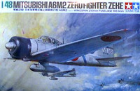 A6M2 Type 21 Zero Fighter Zeke 1/48 Tamiya