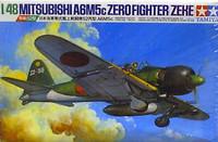 Mitsubishi A6M5c Zero Fighter Zeke 1/48 Tamiya