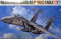 F-15C Eagle 1/48 Tamiya