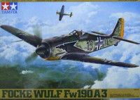 Focke Wulf FW-190-A3 1/48 Tamiya
