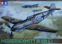 Messerschmitt BF-109E-3 1/48 Tamiya