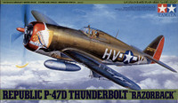 P-47D Thunderbolt Razorback 1/48 Tamiya