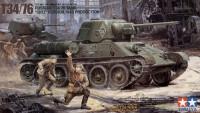 T-34/76 ChTZ 1/35 Tamiya