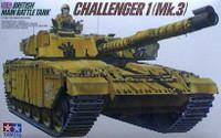 Challenger British MBT 1/35 Tamiya