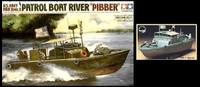 US Navy Vietnam PBR31 Mk.II- Pibber 1/35 Tamiya