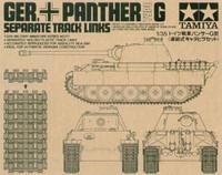 Panther Separate Track 1/35 Tamiya