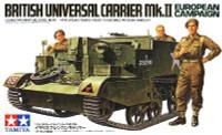 British Universal Tank Mk.II 1/35 Tamiya