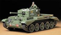 Cromwell Mk.IV British Cruiser Tank Mk.VIII 1/35 Tamiya
