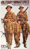 British Infantry on Patrol 1/35 Tamiya