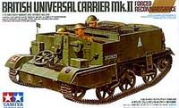 British Universal Tank Mk II 1/35 Tamiya