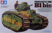 French Battle Tank B1 Bis 1/35 Tamiya